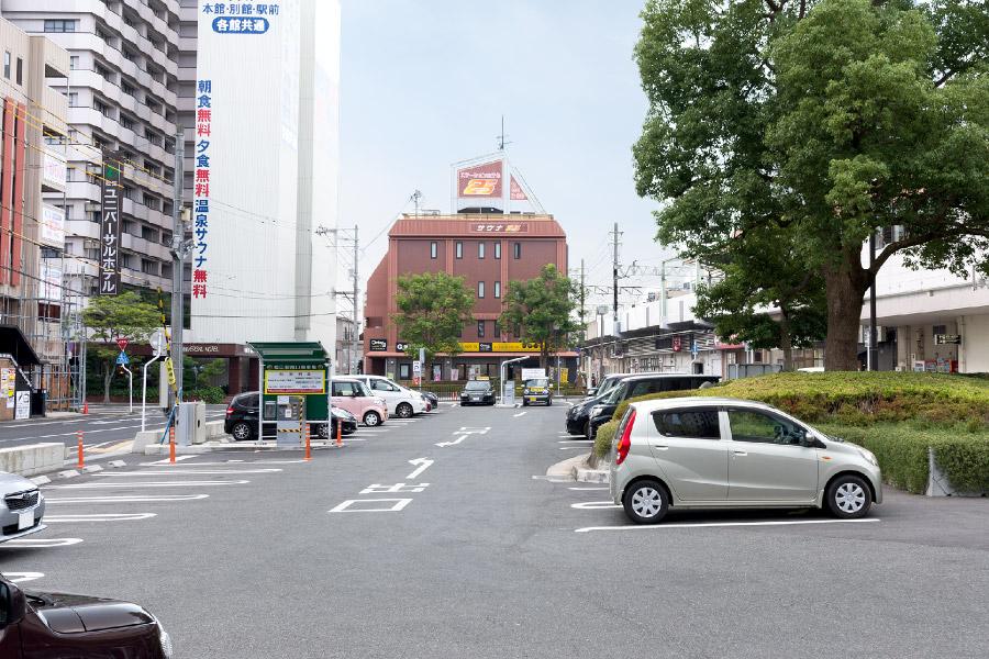 松江駅南口駐車場_03
